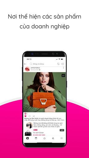 Azibai - Mạng xã hội kinh doanh  screenshots 7