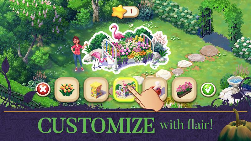 Lily's Garden Screenshot 2
