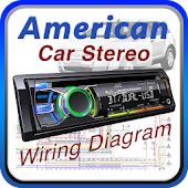 American Car Stereo Wiring Diagrams