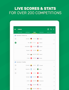 Soccer Scores – FotMob PRO MOD APK [PRO Unlocked] 9