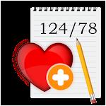 Blood Pressure Log - MyDiary Icon