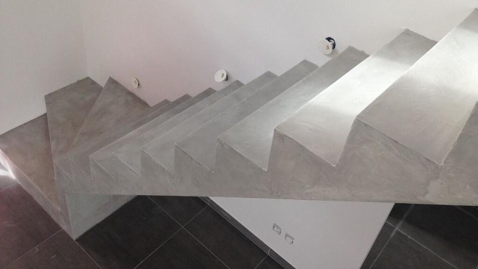 Kit b ton cir escalier faire soi m me for Comment fabriquer un escalier en fer