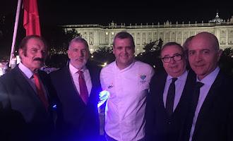 La presentación de Almería 2019 en Madrid