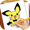 Learn To Draw Pokemonster 1.0 Apk