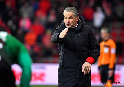 Bernd Storck explique son départ du Cercle et nie tout contact avec l'Antwerp