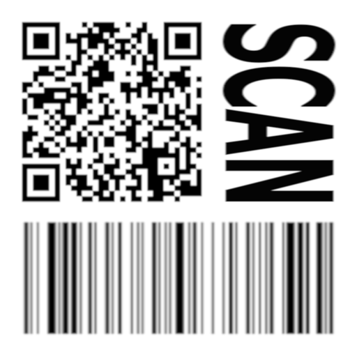Barcode QR Code reader Price checker Icon
