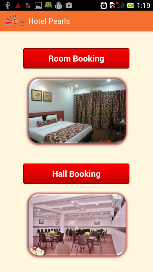 Hotel Pearls Aurangabad- screenshot
