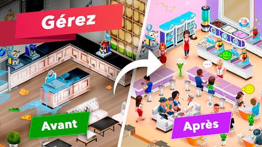 Télécharger Gratuit Code Triche Mon café — jeu de restaurant MOD APK 1