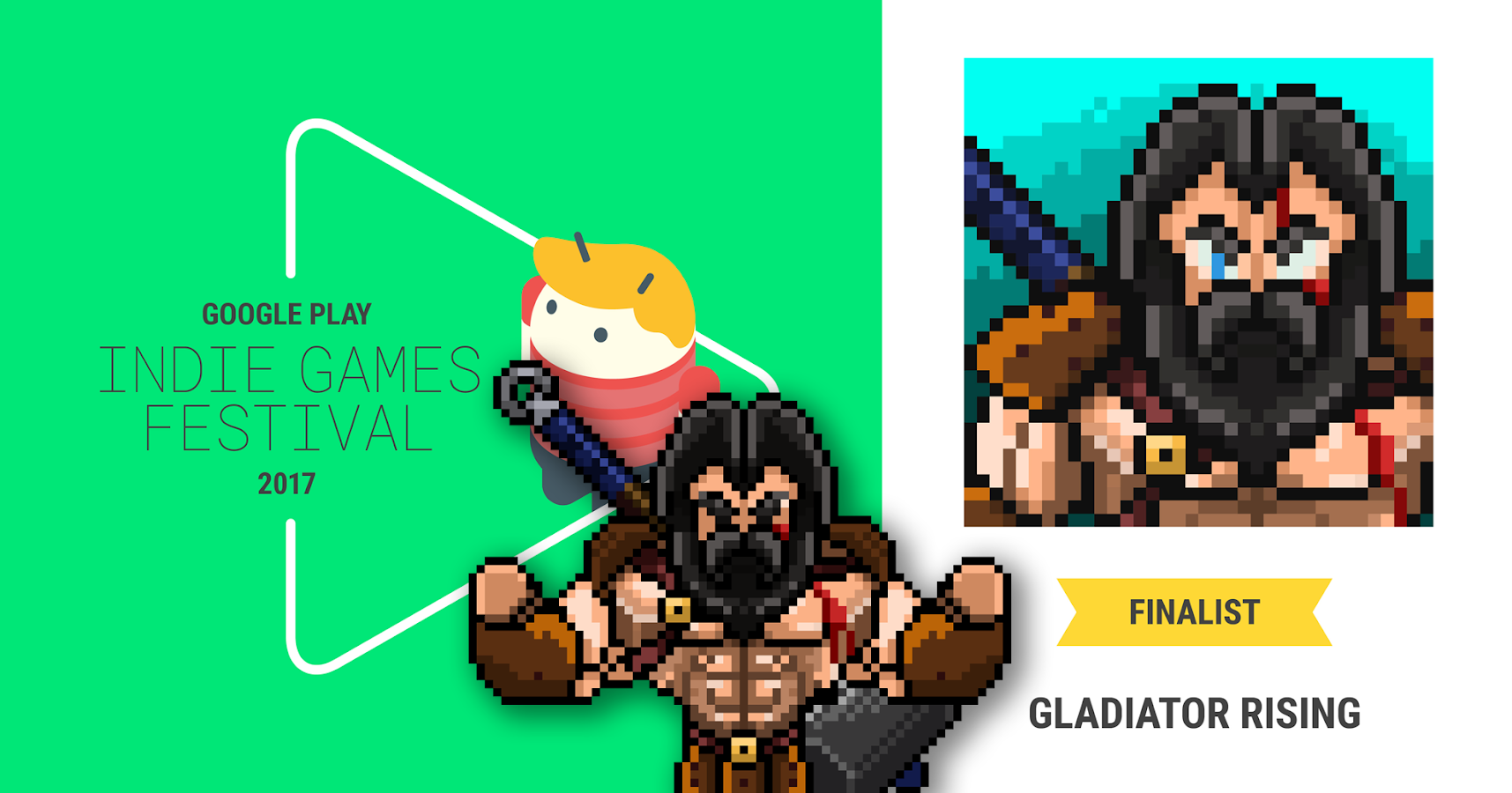 Screenshots of Gladiator Rising: Roguelike RPG for iPhone