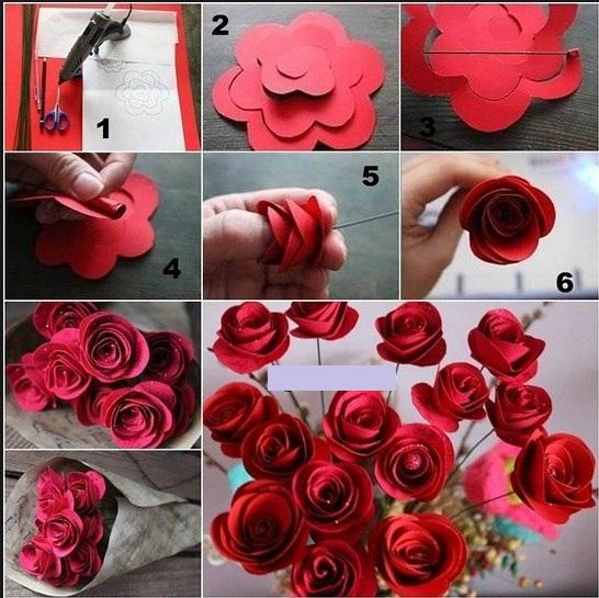 DIY Make Flower Tutorials- screenshot