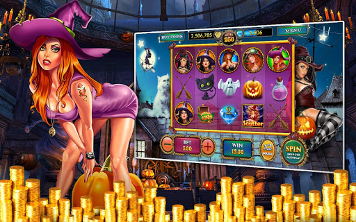 Lucky Witch Best Casino Slots