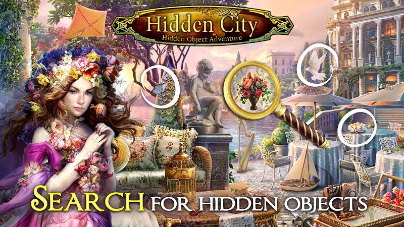 Hidden City: Hidden Object Adventure Screenshot 8