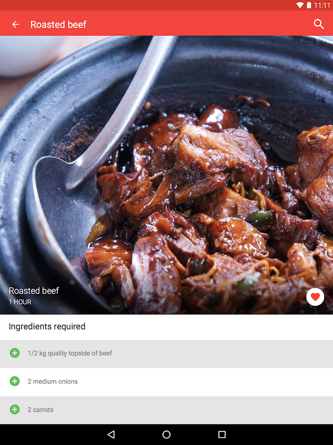 Crockpot Slow Cooker Recipes- screenshot