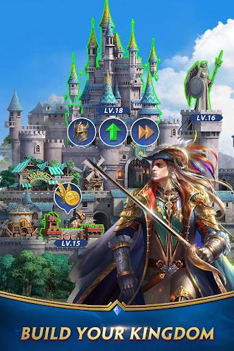 Deck Heroes: Puzzle RPG screenshot 2