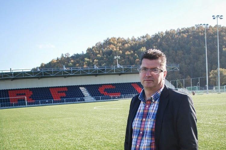 """Le président du FC Liège remercie ses supporters et fait le bilan : """"Il y aura beaucoup de changements"""""""