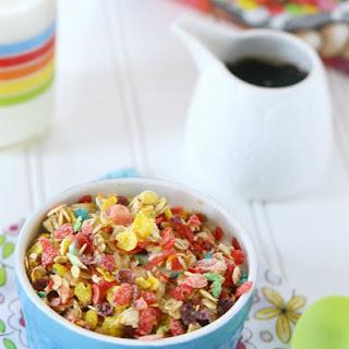 Rainbow Baked Oatmeal.