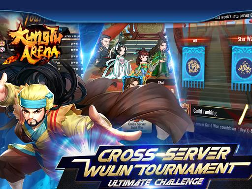 Kungfu Arena - Legends Reborn 1.0.6 gameplay | by HackJr.Pw 15