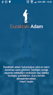 Duraktaki Adam- screenshot thumbnail