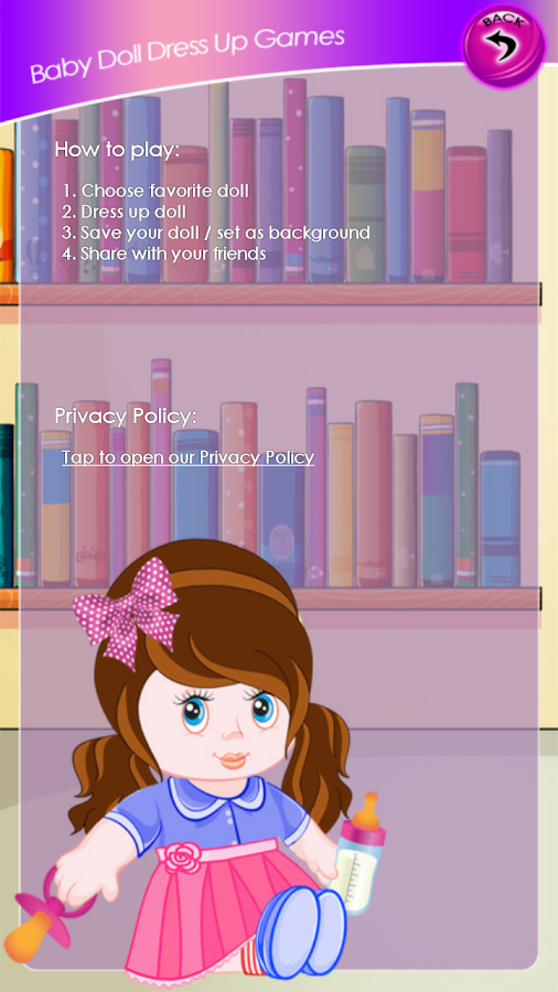 Doll Dress Up Games Download