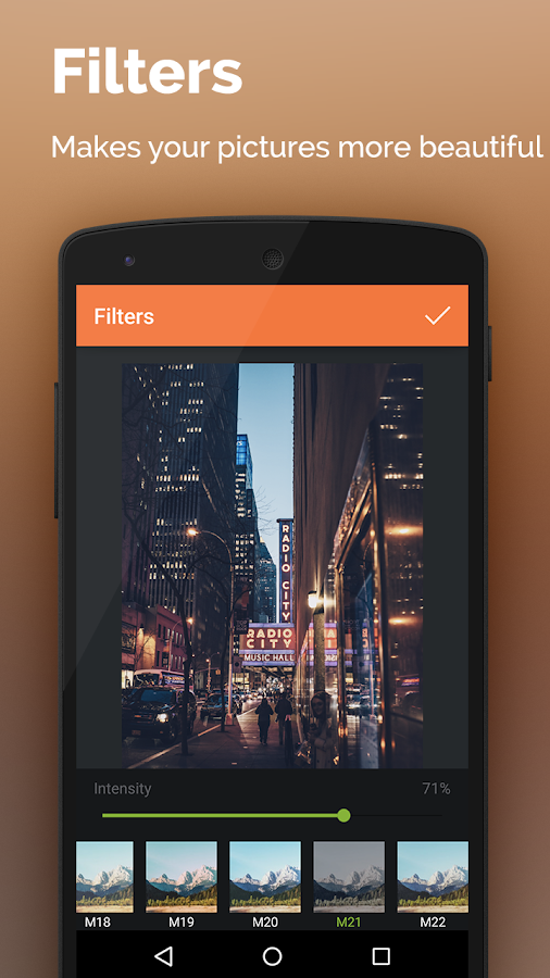Square InstaPic - Photo Editor- screenshot