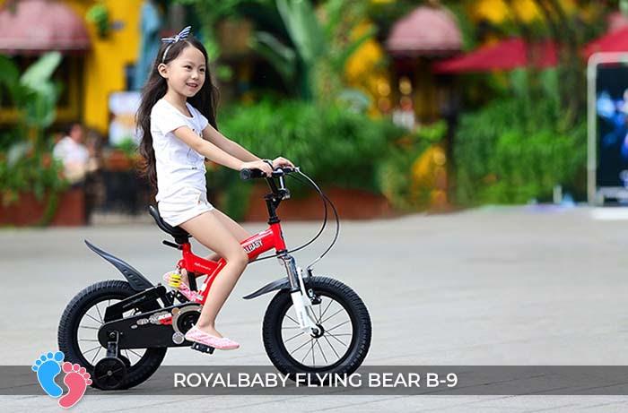 Xe đạp trẻ em Royal Baby Flying Bear b-9 10