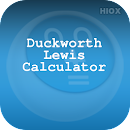 Duckworth Lewis Calculator v 1.0