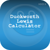 Duckworth Lewis Calculator