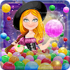 Bubble Shooter Witch