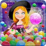 Bubble Shoot Magic Icon