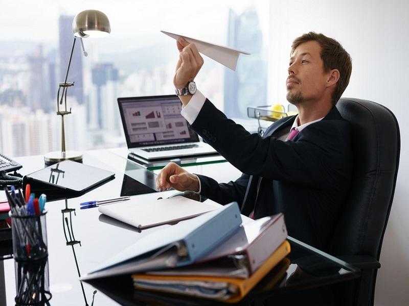 Thiết kế không gian văn phòng có ảnh hưởng tích cực tới năng suất làm việc của nhân viên