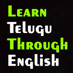Learn Telugu through English Icon