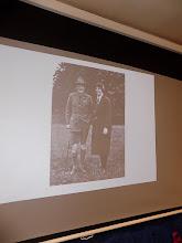 Photo: ...tento den se narodili zakladatelé skautingu R. B. Powell a jeho žena Olave.