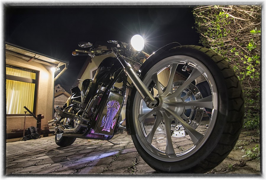 by Vanja Vidaković - Transportation Motorcycles