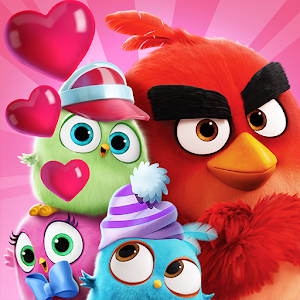 Angry Birds Match APK Cracked Download