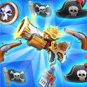 Pirates Match Puzzle Mania icon