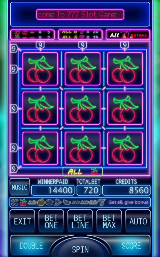 Neon Strike Slot - Try your Luck on this Casino Game