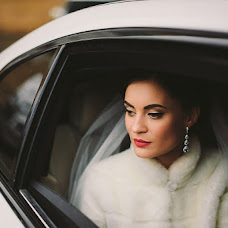 Wedding photographer Lena Markova (ellenice20). Photo of 21.01.2016