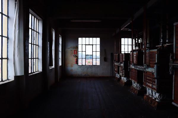 Un mulino abbandonato. di Noemy_