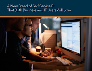 Self-service Analytics BI for Business and IT users