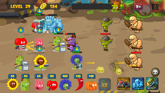 Plants vs Goblins 3 4.0.8 MOD 8