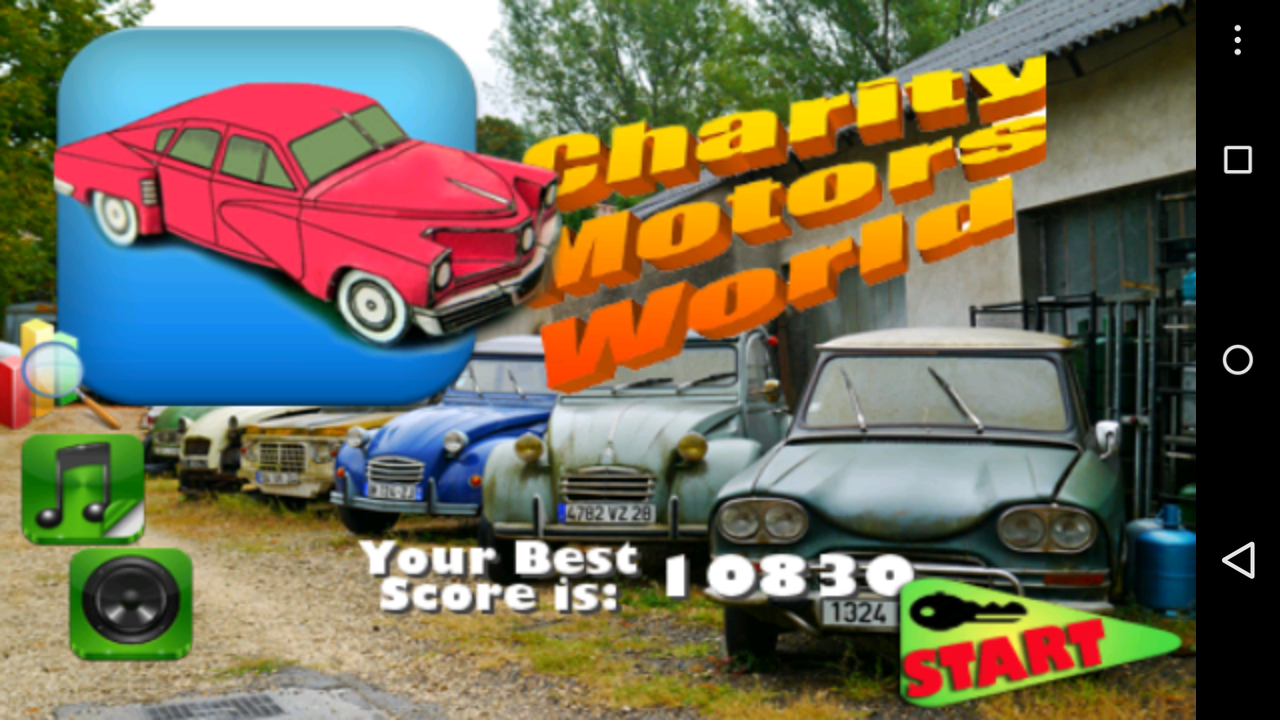 Charity Motors World Android Apps On Google Play