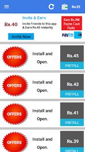 Rs.300 Free Paytm Cash - náhled
