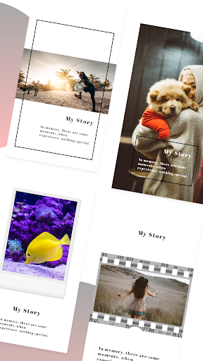 Story Editor: Graphic design & poster, ig Stories 1.3 screenshots 2