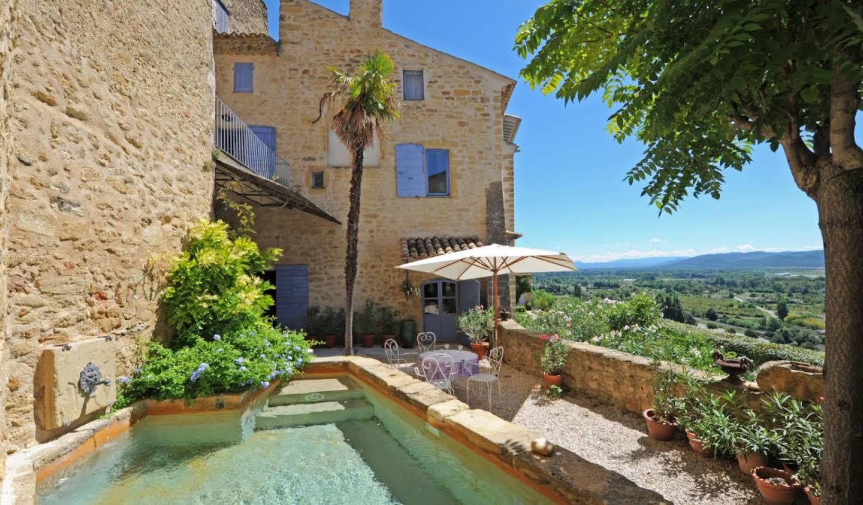Maison avec piscine Lauris
