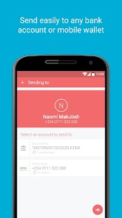 Moni – Mobile Money Transfer- screenshot thumbnail