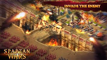 Screenshot of Spartan Wars for Tango