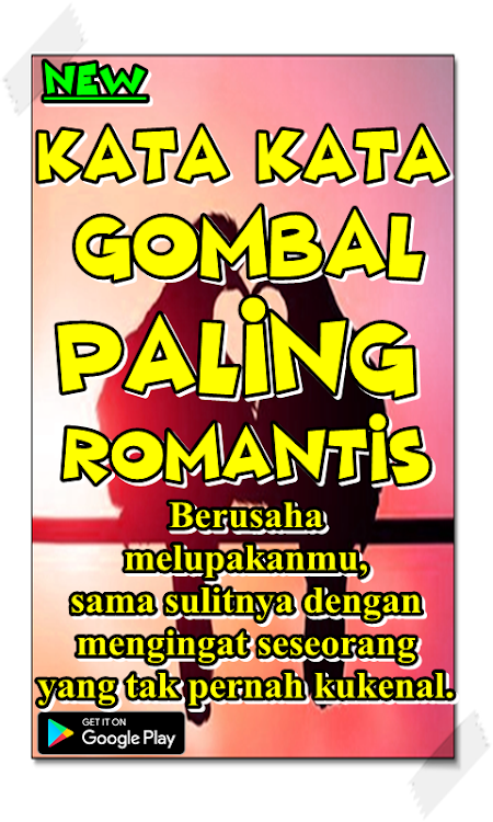 Kata Kata Gombal Paling Romantis Android تطبيقات Appagg