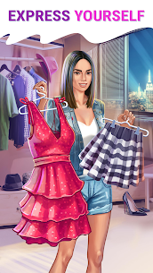 Love Story: Romance Games with Choices MOD APK [Tickets, Diamonds] 1.0.17.1 5