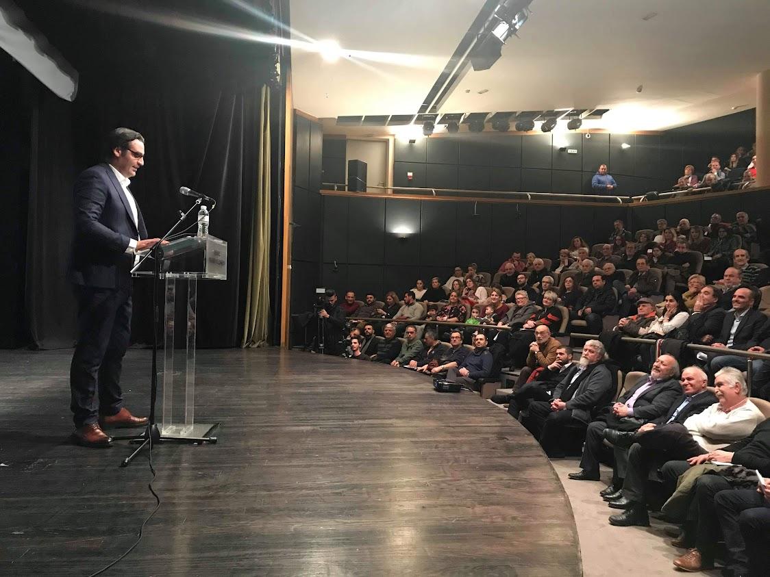 «Άλμα στο μέλλον» επιχειρεί στο Δήμο Νεάπολης – Συκεών ο υποψήφιος δήμαρχος Λάζαρος Ωραιόπουλος