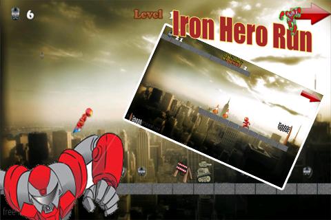 Iron Hero Run